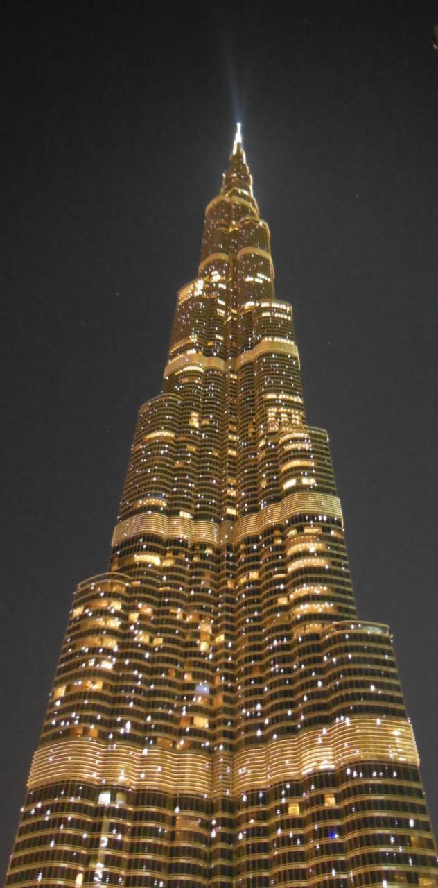 Dubai, Burj Khalifa, maailman korkein rakennus