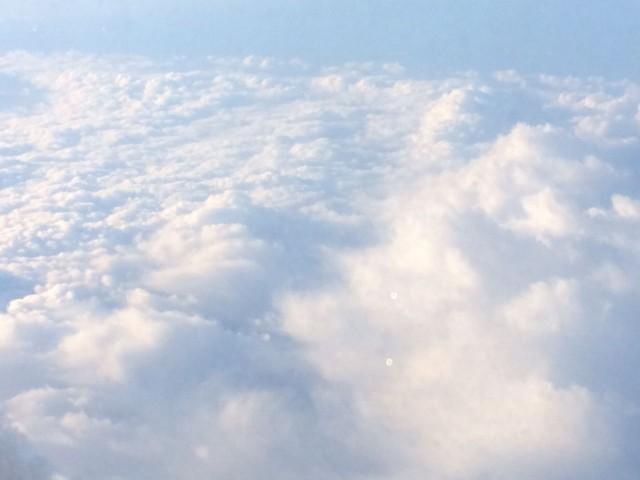 Pää pilvissä, jalat tiukasti maanpinnalla.