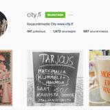 Nyt voit pomppia tilien välillä Instagramissa