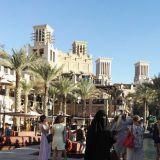 Dubai, Souk Madinat Jumeirah on mainio, mutta kallis shoppailupaikka.