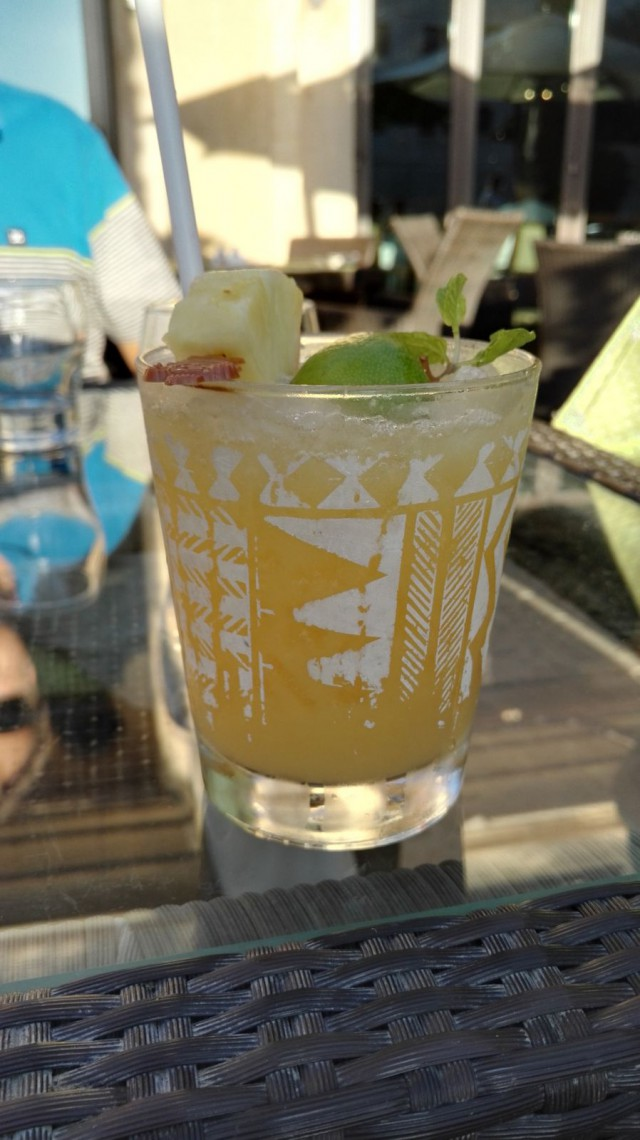 Dubai on drinkkinautiskelijan luvattu maa. Trade Vic's. Dubai, Souk Madinat Jumeirah.