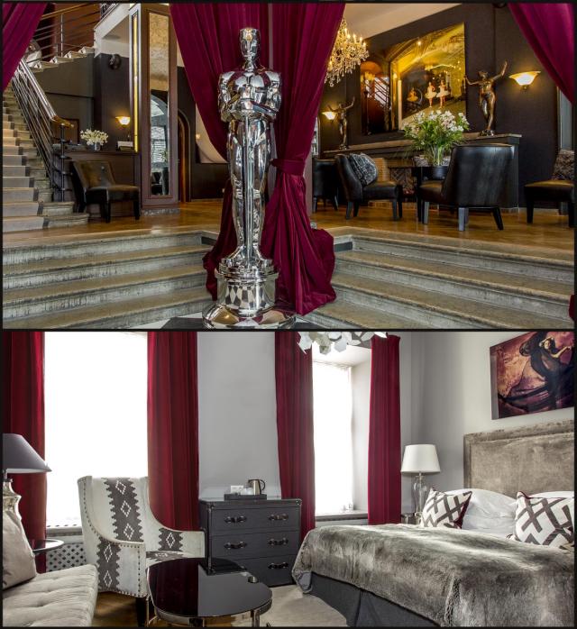 St. Petersbourg Hotel on upea, värit ja sisustus ovat tyylikkäitä, ei kuitenkaan liian vanhanaikaisia. / Deluxe roomissa oli laadukas vaikutelma ja upea sisusta. Kuvat: St. Petersbourg/Schlössle-Hotels