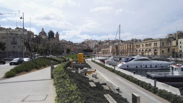 Malta on satamaelämää, kaupunkielämää ja kivoja pikkukatuja