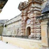Fort Manuel, Manuel Island Malta Gzira ei ole auki yleisölle.