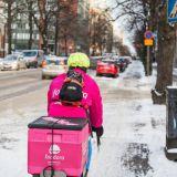 Ravintolaruoan kotiinkuljetuspalvelu foodora laajentaa toimintaansa Pohjois-Helsingissä