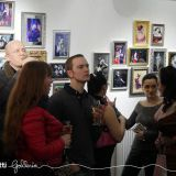Molly Moonstonen Dream Big -näyttely Tiketti Galleriassa