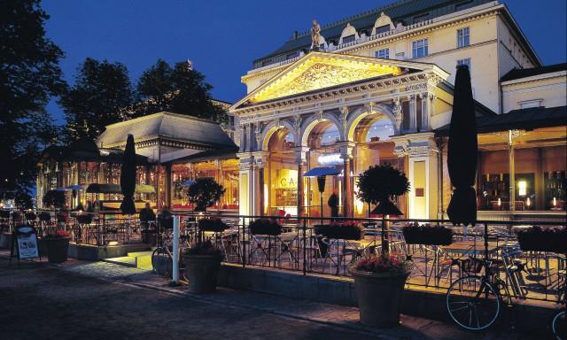 Helsinkiläisklassikot ravintola Kappeli