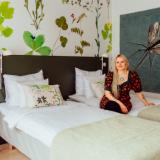Hotelli Presidentti uudistuu Paola Suhosen konseptilla