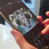 Huawei P9:ssä on mainio kamera. Ammattikuvaaja Suvi Sievilä leikittelee kuvan käsittelyllä.