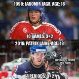 Amerikkalainen lätkäfani vs. suomalaiset lätkäfanit