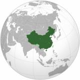 Kiina on Suomea 28 kertaa isompi pinta-alaltaan.