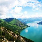 Kanas lake, Kiina