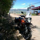 Narat, Kiina moottoripyörällä