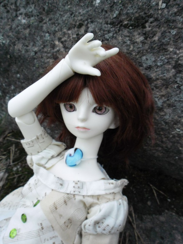 Kivun kivinen kirskunta (05/2012 ball jointed doll)