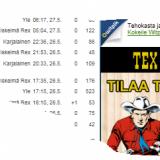 Mix just Tex?