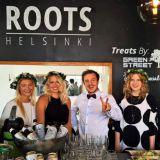 Roots Helsinki avasi ovensa Vaasankadulle