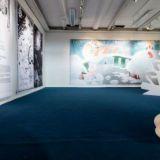Pop up -Muumimuseo Helsinki-Vantaan lentokentällä