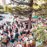 Storyvillen puistoterassi: livejazzia keskellä kaupunkia