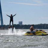 Testissä: flyboarding