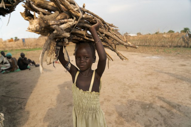 Zeieya - age 5; South Sudan