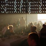 Ravintola Säiliö 468: elokuussa pääsee taas illastamaan öljysäiliöön