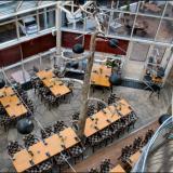 Tampere: Testissä Dabbal burgeri & aamupala