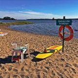 Uimakausi alkoi Helsingissä –merivesi lämpiää, sinilevää vain vähän