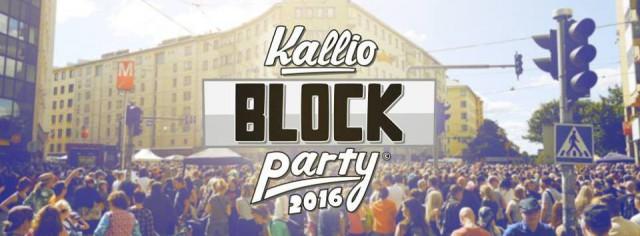 Tänä vuonna Kallio Block Party siirtyy Kurvista Linjoille.