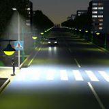 Älykkäät suojatievalot turvaksi tien ylitykseen