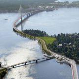 Kaupunginhallitus hyväksyi Kruunusillat –Suomen pisin silta myötätuulessa