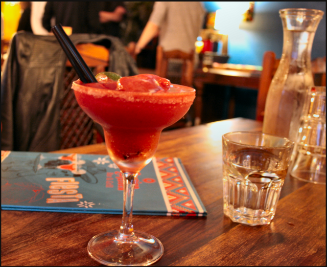 It´s Strawberry Margarita c´clock!