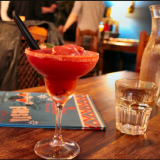 Turku: Cantina Azteca  - It´s already Strawberry Margarita o´clock!