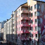 Jättimäistä maalipintaa eri puolille Suomea –katso kuvat upeista muraaleista!