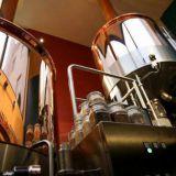 Bryggeri –painolaitteet laulavat oman baarin alakerrassa