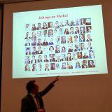 Jukka Saksi haastatteli yritysjohtajia ja selvitti miten menestyvän yrityksen johtajan kannattaa viestiä. Syntyi Johtaja on Media -kirja.