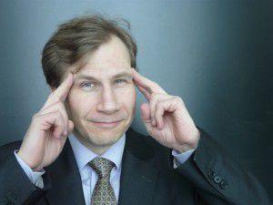 Personal Brainer Reidar Wasenius