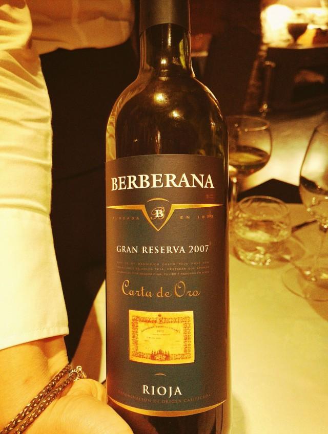 Herkullinen Berberana