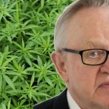 """Ahtisaari piti kannabiksen laillistamista """"tolkun ajatuksena"""" ja tuhannet olivat samaa mieltä"""