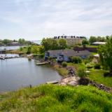 Suomenlinnaan rakennetaan uusia asuntoja - arkkitehtuurikilpailuun tuli töitä ulkomailta asti