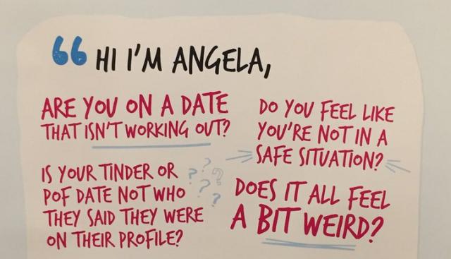 Tinder toimitus johtaja dating