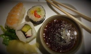 Sushi-buffan antimia