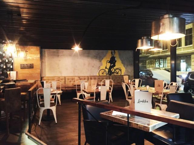 uusi ravintola