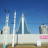 Aamulenkillä Pohjois-Koreassa