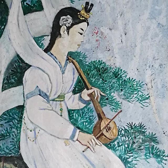 Korealaista taidetta