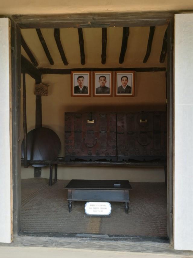 Mangyondae, Native Home of President Kim Il Sung. Pyongyang. North-Korea.