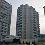 Tavallisten ihmisten asuinrakennuksia. Pyongyang. North-Korea.