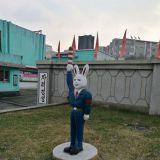 Patsas. Pohjois-Korea. Pyongyang.