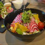 Kingi beeffi -salaatti pieneen nälkään