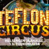 Teflon Brothers heittää tähänastisen uransa suurimman keikan toukokuussa jäähallilla – mukana myös sirkustaiteilijoita