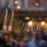 La Maison tarjoilee valotaidetta Lux-menunsa seuraksi